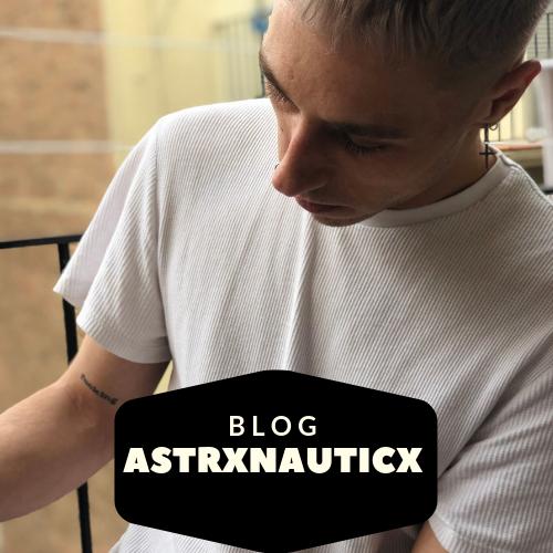 astronautico astrxnautico logo blog
